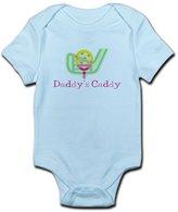 CafePress - Girls Daddy's Caddy Golf - Cute Infant Bodysuit Baby Romper