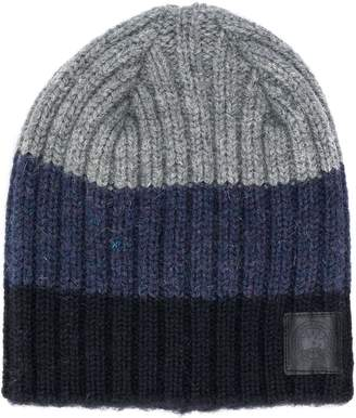 Canada Goose ribbed knit slouch hat