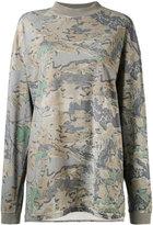 Yeezy Printed Sweater