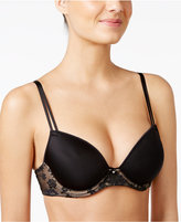 Maidenform Comfort Devotion Lace Demi Bra DM9350