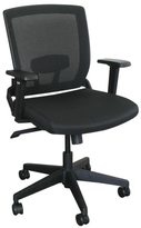 Marvel Managers Mesh Chair with Black Base