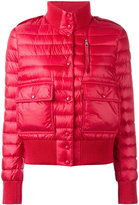 Moncler puffer jacket - women - Feather Down/Polyamide/Polyester/Polyimide - 1