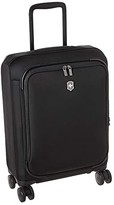 Victorinox Connex Global Softside Carry-On (Black) Luggage