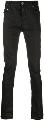 Rick Owens Tyrone mid-rise skinny jeans