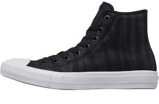 Converse Chuck Taylor All Star II Hi Trainers Black/White/Gum