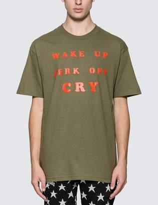 Pleasures Wake Up T-shirt