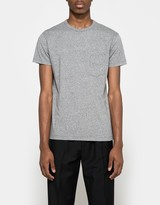 Officine Generale Pocket Tee S/S Jersey
