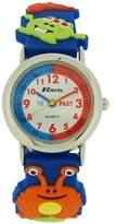Ravel Funtime Boys 3D Monster Design Time Teacher Strap Watch R1513.60
