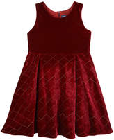 Andy & Evan Girls' Quilted Dress