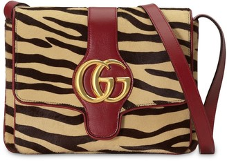 Gucci Arli tiger print shoulder bag