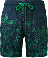 Vilebrequin bubble print swim shorts - men - Cotton/Polyester - M