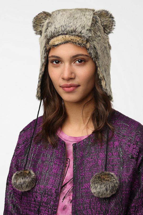 BDG Animal Trapper Hat