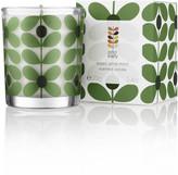 Orla Kiely Basil & Mint Travel Candle - 70g