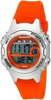 Timex Women's 'Marathon' Quartz Resin Running Watch, Color: (Model: TW5K96800M6)