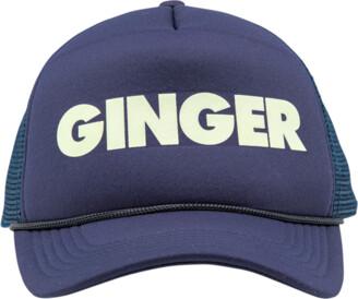 BROCKHAMPTON Ginger Trucker Hat