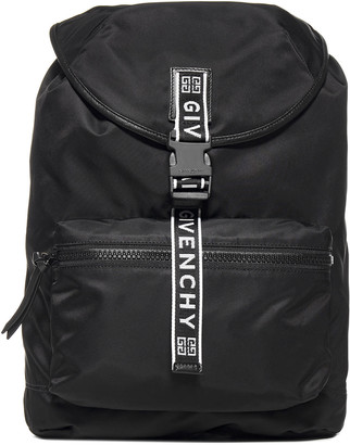 Givenchy Light 3 Logo Nylon Backpack