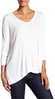 Tart Ceres Draped Tee
