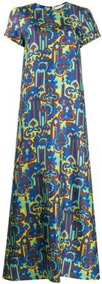 La DoubleJ Swing T-shirt dress