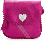 Jigsaw Heart Crossbody Bag