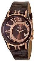 Edox Grand Ocean Automatic Women's Automatic Watch 37008-1-357BRR-BRIR