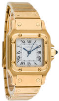 Cartier Santos Automatic Watch