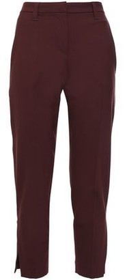 Brunello Cucinelli Stretch-wool Tapered Pants