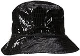 Nine West Women's Reversible Bucket Rain Hat
