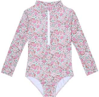 Melissa Odabash Kids Baby Ella floral one-piece swimsuit