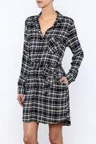Velvet Heart Olson Plaid Shirtdress
