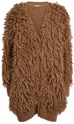 Stella McCartney Alpaca-Blend Cardigan