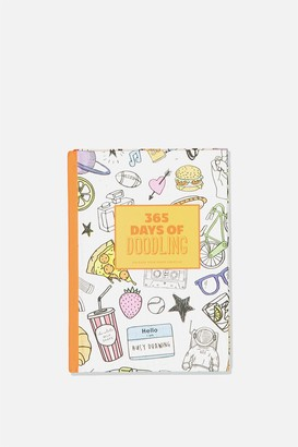 Typo Mini Activity Journal