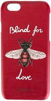Gucci Blind for Love iPhone 6 case - women - plastic - One Size