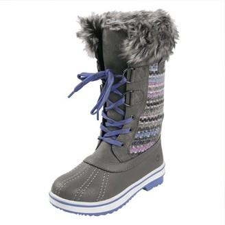 Northside Kids Bishop Jr Girls Fully Lined Tall Winter Fashion Boot Little Kid Big Kid
