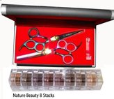 Kamisori Professional Shear Titanium Trio Set J-32s 5.75a€+ Itay Beauty Mineral Nature Beauty 8 Stack Eye Shadow Shimmer by N/A