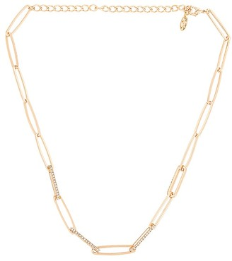 Ettika Wide Link Necklace