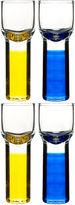 Sagaform Club Series Set of 4 Shot Glasses