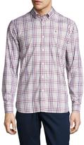 Victorinox Cotton Bismarck Checkered Sportshirt
