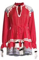 Hemant & Nandita Tassel Cotton Dress