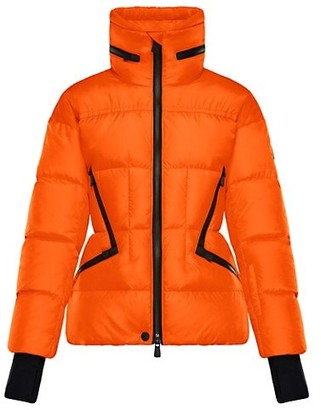 MONCLER GRENOBLE Dixence Fitted Down Ski Jacket