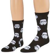 Star Wars STARWARS Dad & Lil Kid (Size 6-8.5) Novelty Socks