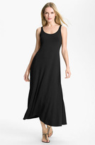 Eileen Fisher Jersey Maxi Dress