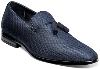 Stacy Adams Tazewell Plain Toe Loafer - Wide Width Available