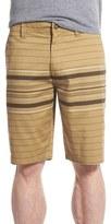 Volcom Men's 'Modern' Stripe Shorts