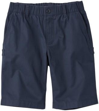L.L. Bean Stretch Tencel Chino Shorts