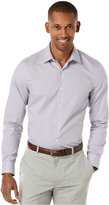 Perry Ellis Men's Gingham Button-Front Shirt