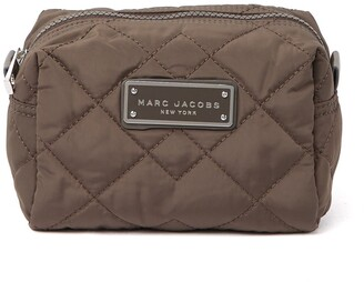 Marc by Marc Jacobs Quilted Nylon Large Cosmetic Case