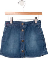 Little Marc Jacobs Girls' Denim Skirt