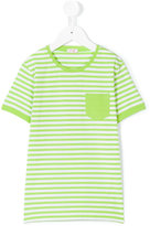 Il Gufo striped T-shirt - kids - Cotton/Spandex/Elastane - 4 yrs