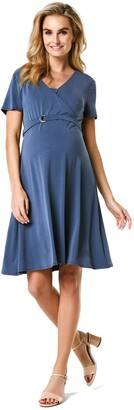 Noppies Women's Dress nurs ss Nicolette