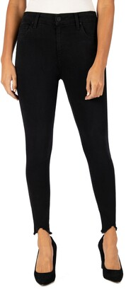 KUT from the Kloth Connie Fab Ab High Waist Jeans